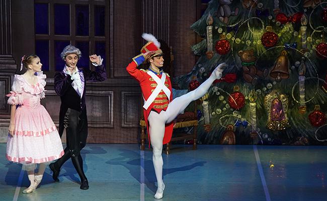 Pähkinänsärkijä Baletti