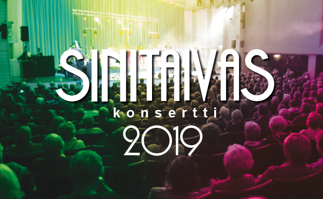 SINITAIVAS 2019 -konserttikiertue