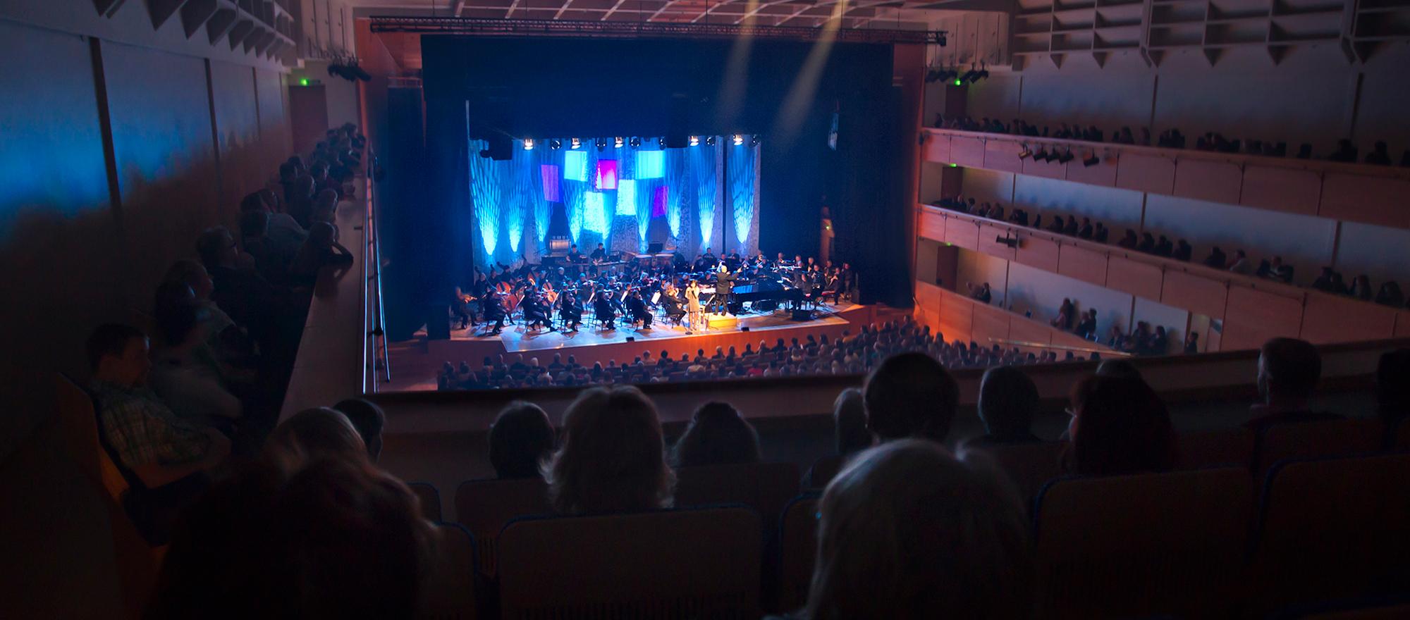Kuopion musiikkikeskus ohjelmisto 2019